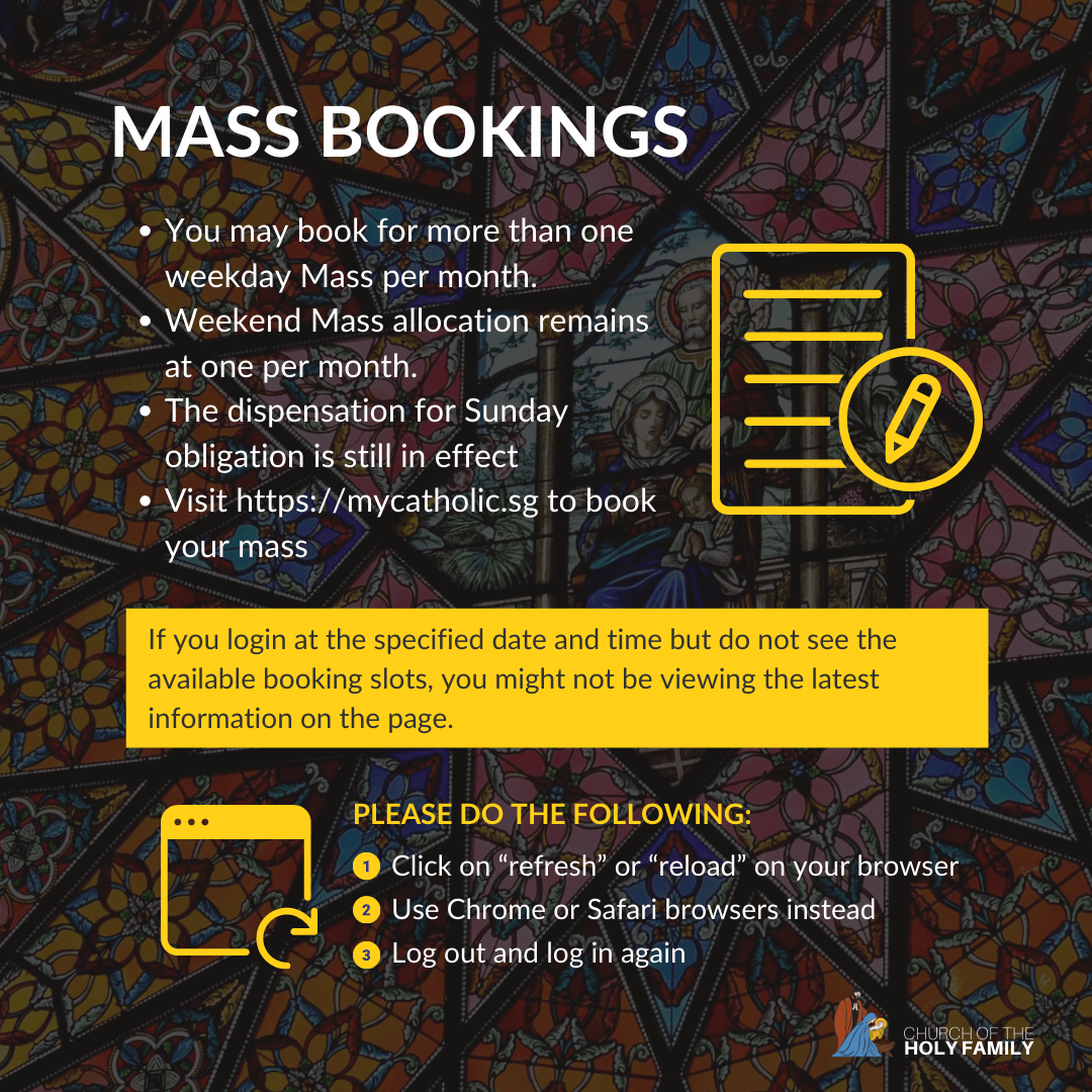 Mass Booking