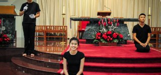 20141225 Christmas Midnight Mass